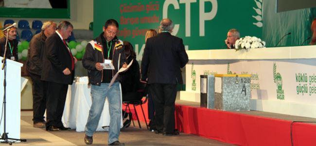 CTP 25. Kurultayı Pazar günü yapılacak
