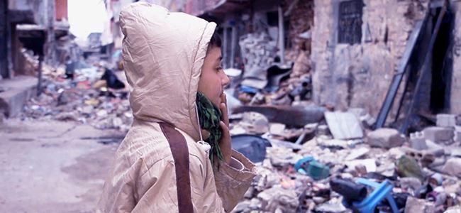 """""""Dünya Mülteciler Günü Film Festivali"""" çerçevesinde atölye çalışması"""