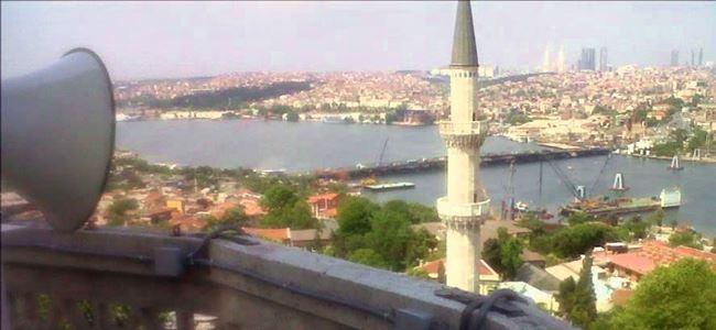Ramazanda camilere hoparlör yasağı