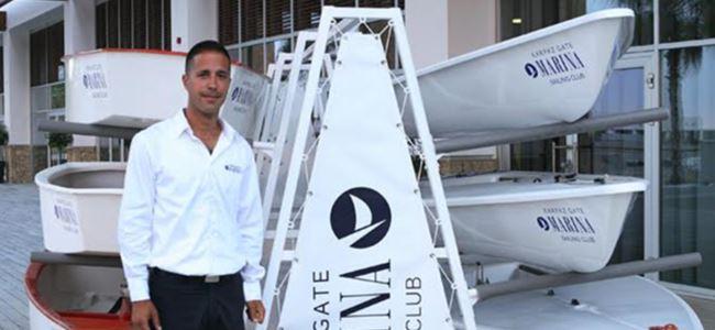 Karpaz Gate Marina Yelken Kulübü açıldı