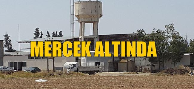 """Süt fabrikasında """"izinsiz ek yapı"""" iddiası"""