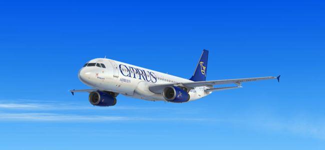 """""""Kıbrıs Havayolları"""" isim ve logosu satışta"""