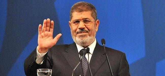 Mahkeme Mursi için son kararını verdi