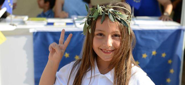 Avrupa Günü kutlandı
