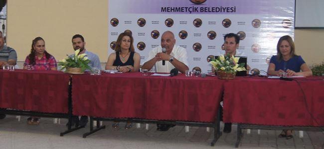 Mehmetçik Belediyesi 5 projesini tanıttı