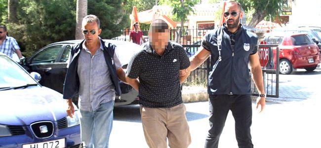 Polis memuru tutuklandı!