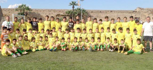 MTG U15 takımı toparlandı
