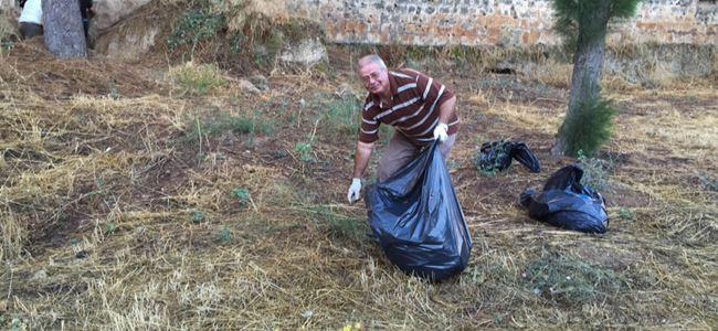 Mağusa'daki Hendek artık temiz
