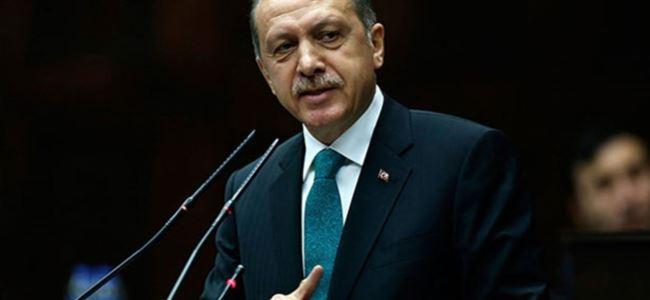 Erdoğandan tekrar seçim gündemi