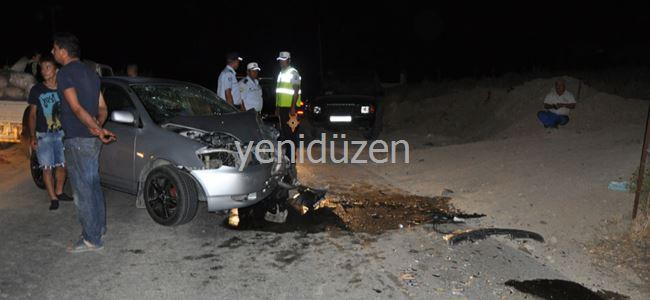 5 kişi yaralandı…