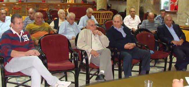 Çetinkaya'da Genel Kurullar devam ediyor