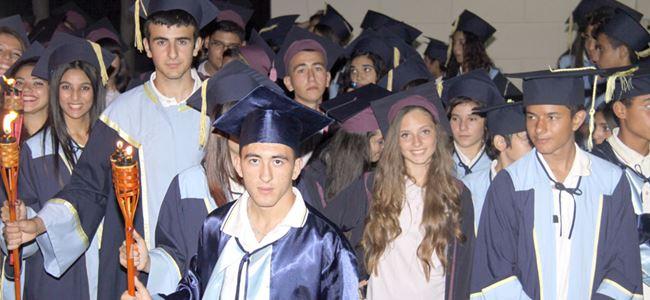 144 öğrenci mezun oldu
