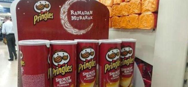 Süpermarketin Ramazan gafı