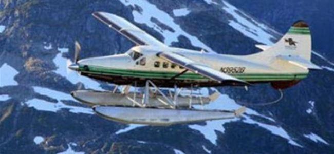 Alaskada gezi uçağı düştü; 9 ÖLÜ