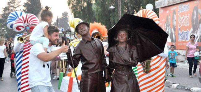 Güzelyurt Portakal Festivali başladı