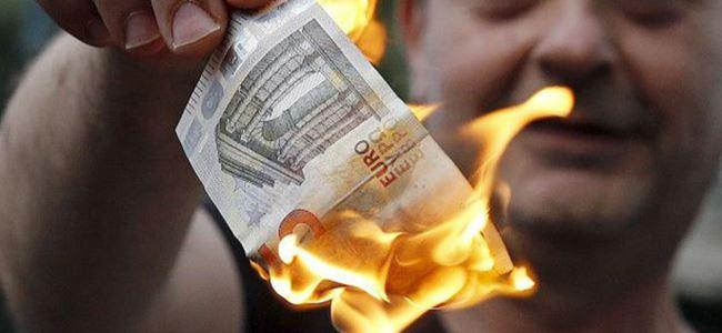 Yunanistan'da kriz GÜNEY ALARMDA