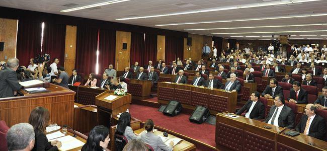 Meclis son kez toplandı