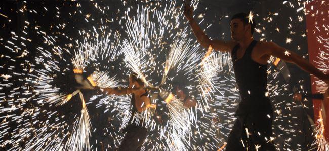 Portakal Festivali Eğlendiriyor