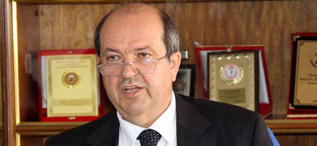 Tatar, UBP Genel Başkanlığına aday
