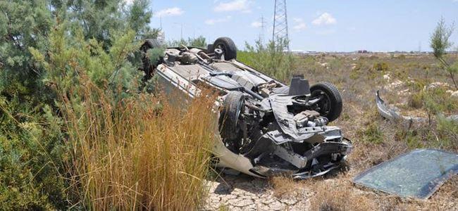 Kaza ucuz atlatıldı...