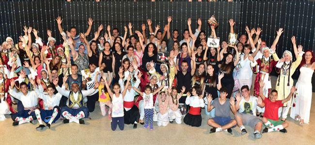 Folk-Der 15. Kültür Sanat Günleri tamamlandı