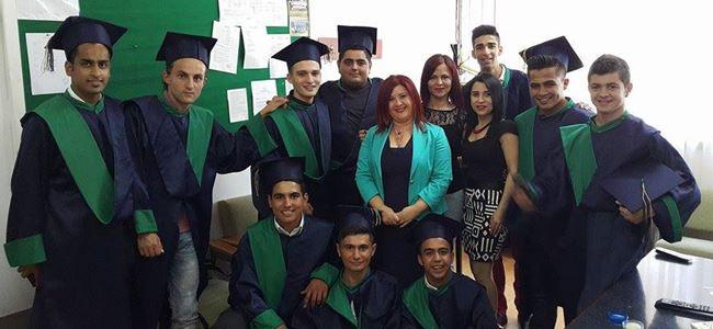 Diplomalar alındı, kepler atıldı