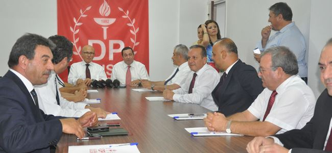 CTP koalisyon turlarını TAMAMLADI