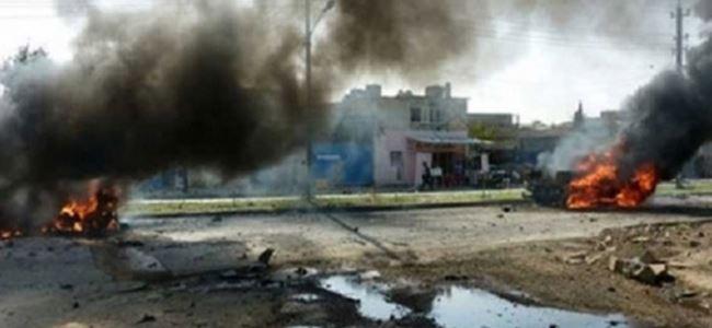 Bağdattaki şiddet olaylarında 12 kişi öldü