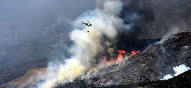 Kanadada orman yangınları 3 eyalete yayıldı