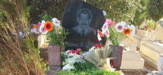 Akpınar, ölümünün 12. yıldönümünde anılıyor
