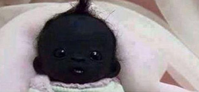 Sosyal medya bu bebeği konuşuyor