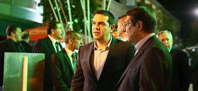 Güney Kıbrıs'tan Yunanistan'a destek sürüyor
