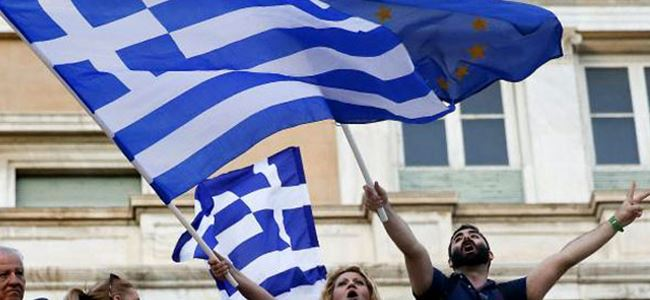 ABden Yunanistana 5 gün süre