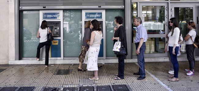 Bankalar 13 Temmuza kadar kapalı