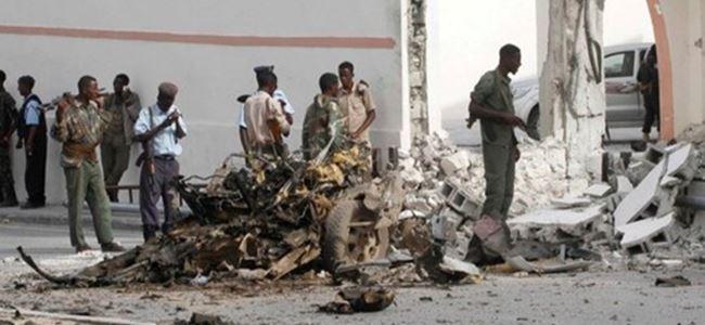 Somalide iki otele saldırı: 5 kişi öldü