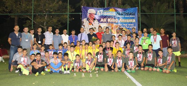 Mağusa Spor Akademisi şampiyon