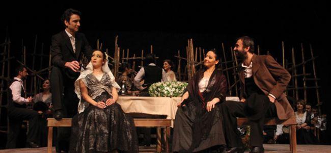 """""""Kanlı Düğün"""" 14 Temmuz'da Girne'de!"""