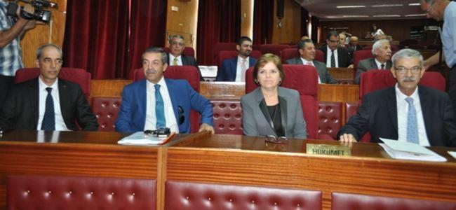 Koalisyon Hükümeti Meclise sunuldu