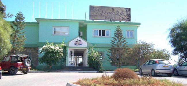 Mimoza'ya Yakın Doğu Ltd talip