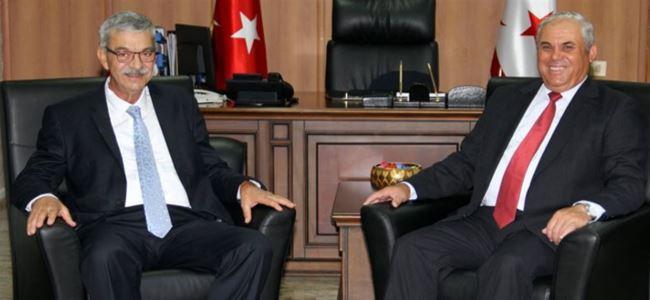 Kalyoncu görevi Yorgancıoğlu'ndan devraldı