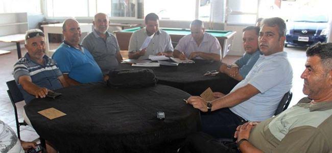 Maraş'ta başkan Hasan Oy