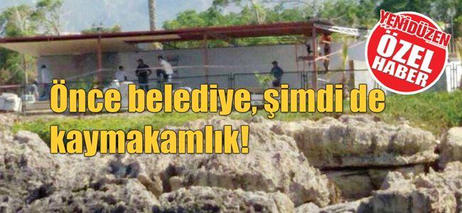 'Kaçak inşaat'a mahkeme engeli!