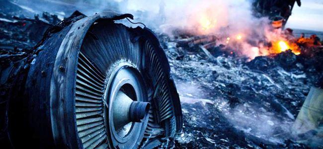 Malezya uçağı  'Füzeyle düşürüldü'