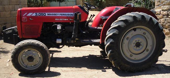 Çayönünde traktör kazası
