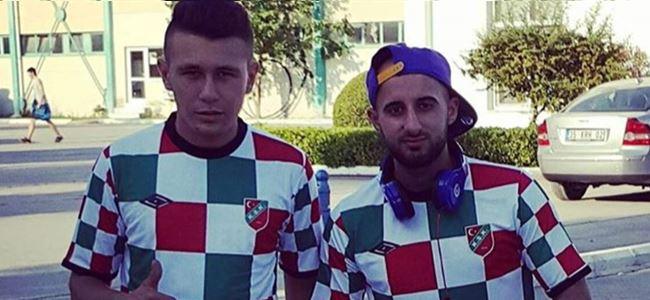 Genç futbolcularımız İzmir - Karşıyaka'da