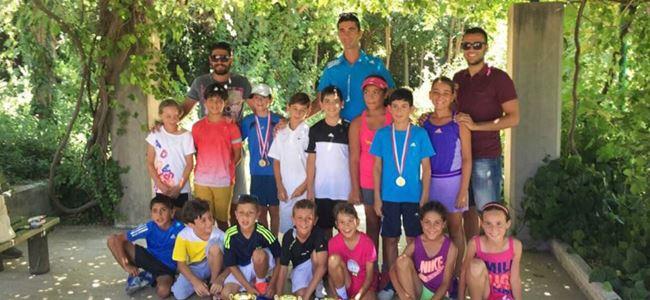 Tenisçilerimiz Antalya'dan almadık kupa bırakmadı