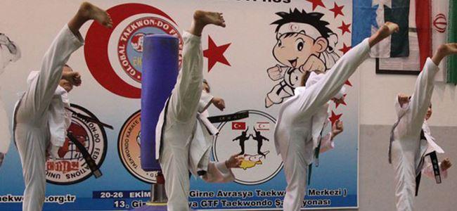 Taekwondocular'dan özel gösteri