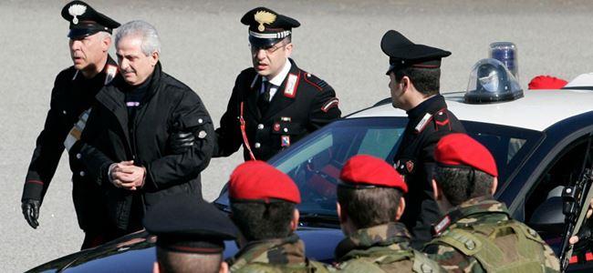 İtalyada mafyaya darbe