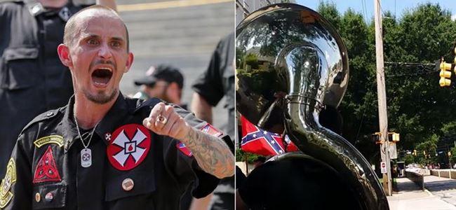 Ku Klux Klanla böyle dalga geçti