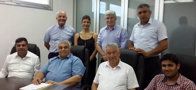 Belediyelerden güç birliği